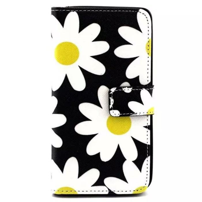 Cute Cartoon Animal Owl Eiffel Tower Flower Wallet Stand PU Leather Cover Case For Microsoft Lumia 535 With Card Holder Free