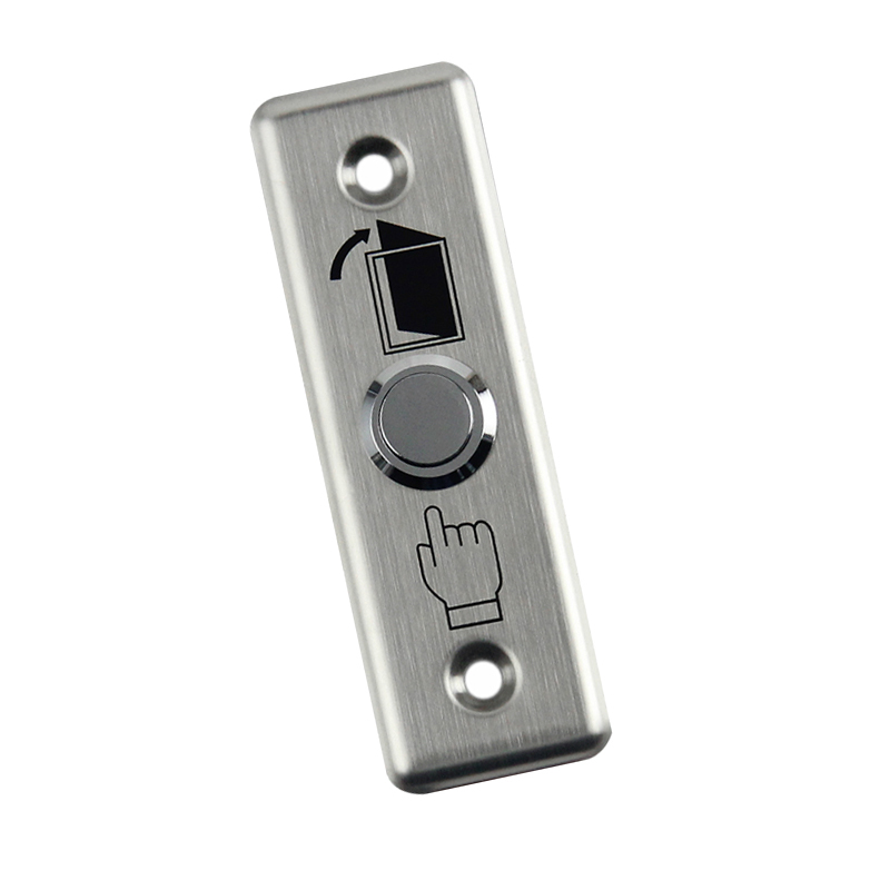 Stainless Steel Doorbell Push Button Switch Touch Panel XS