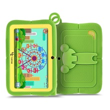 YUNTAB 7inch Q88R touch screen kids tablet PC,parental control software and support iWawa 3D game HD video kids tablet