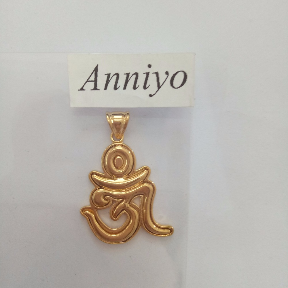 Anniyo wholesale yoga jewelryom necklace india symbolmandala art anniyo wholesale yoga jewelryom necklace india symbolmandala art pendant necklace chain 1824 gold color women men in pendant necklaces from jewelry buycottarizona Images