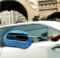 Синий разбирать воск кистью Twinset автомобиля комплект для чистки перетащить расширенный Brusher авто универсальные аксессуары бесплатная доставка складная