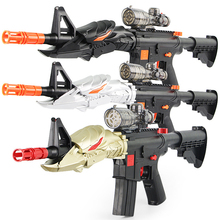 M632 Plastic Paintball Toy Gun Paintball Gun Crystal Water Bullet Arma Orbeez Toys For Children Outdoor Fun Sports Birthday Gift