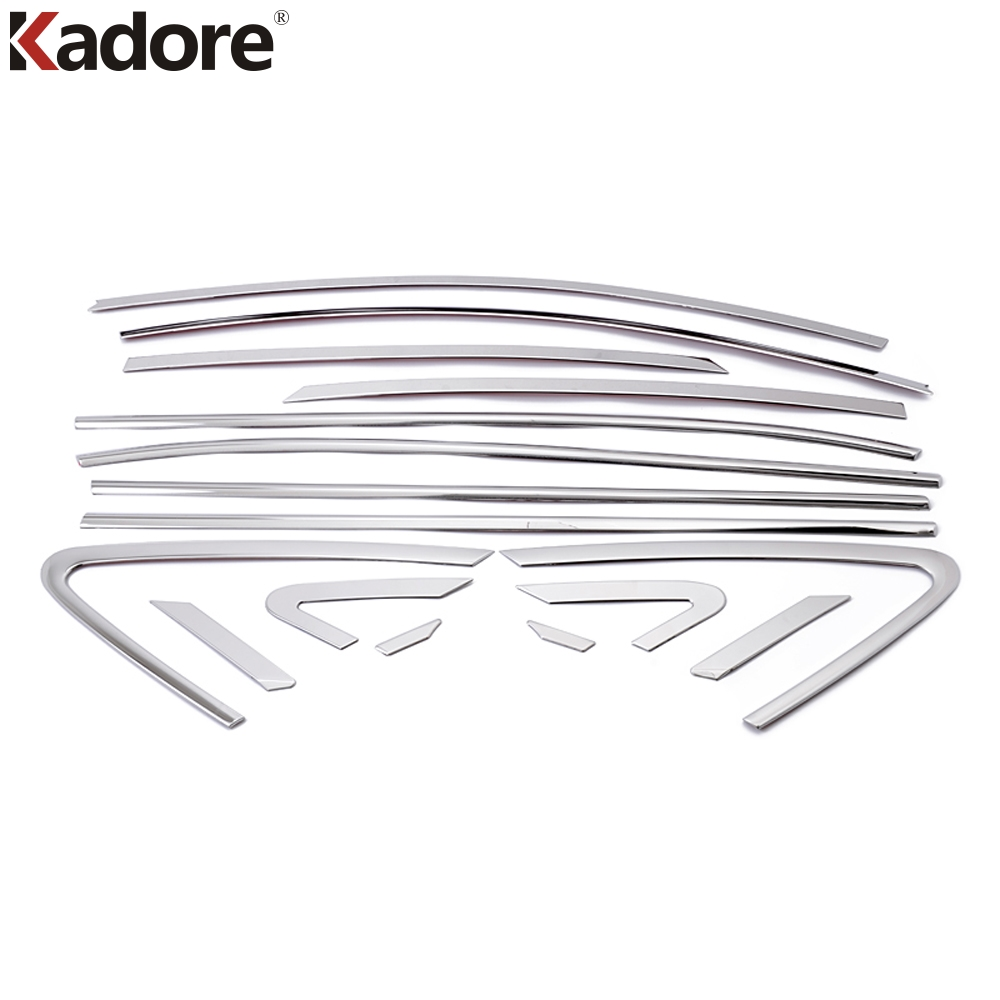 For Hyundai Tucson ix35 2010 2011 2012 Whole Set Stainless Steel Glossy Window Moulding Decoration Frame Strips Trims 10PCS/SET high quality stainless steel window trim cover up down posterior triangle a set of 10pcs for 2010 2012 hyundai ix35