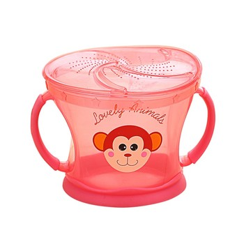 Kacakid Baby Infant Bowl Snack Dishes Silicone Cup Toddler Kid Feeding Food Bowl Snack Storage Container conjuntos casuales para niñas
