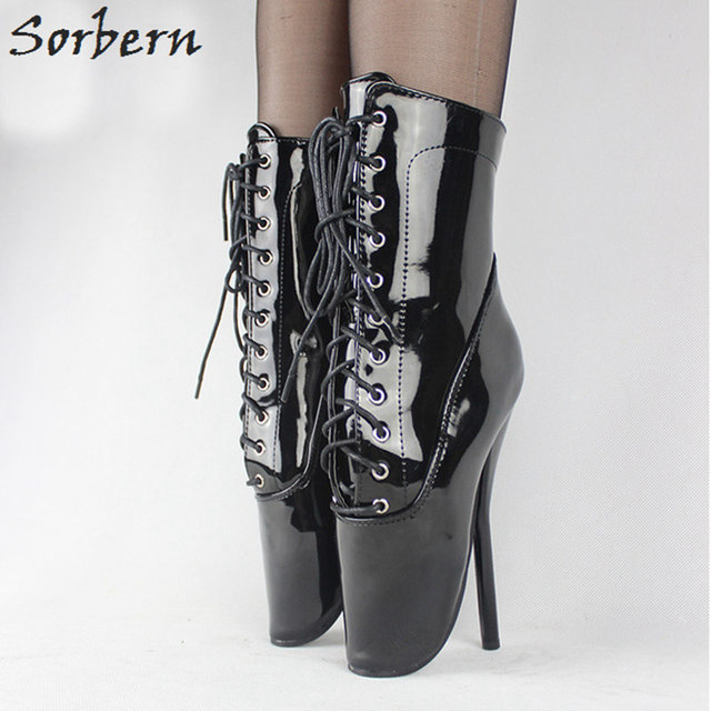 Sorbern Woman Boots Extreme 18CM High