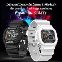 men waterproof Smart Watch Men Waterproof IP68 Blood Pressure Smartwatch Women Android Fitness Tracker Smart Watch Heartrate for IOS Android (1)