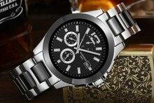 40 mm Sangdo reloj del negocio reloj automático movimiento mecánico reloj resistente al agua 2015 nuevos hombres de moda del reloj 0251