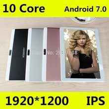 """T100 Original 10"""" 4G LTE Tablet Phone call 1920*1200 IPS 10 Core Android 7.0 Tablet PC for Children 4G 64G BabyPad For Kids"""