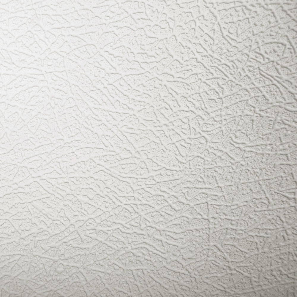 Solid Color Striped Desktop Wallpaper For Walls 3D White Embossed Paintable Textured Wall Paper ...