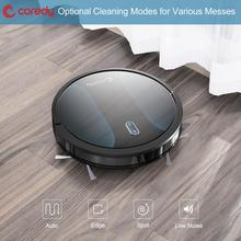 Coredy R500+ Robot Household floor Vacuum Cleaner Automatic Dust Cleaning Machine Intelligent Robotic Sweeper Virtual Boundary