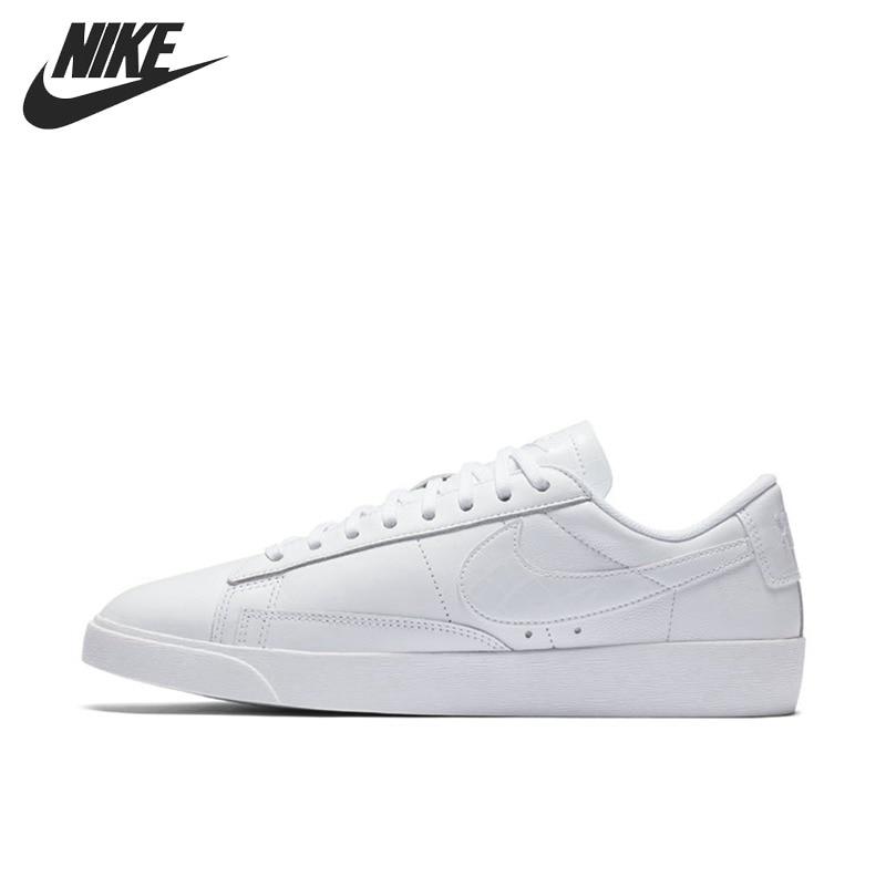 Original New Arrival NIKE W BLAZER LOW Women's Skateboarding Shoes Sneakers