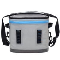 GZL 24Cans TPU Cooler Bag Picnic Bag Wine Bag