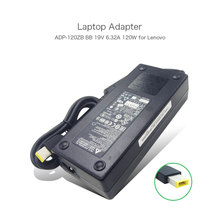 19.5V 6.32A 120W Laptop computer Chargers for Lenovo 54Y8916 PA-1121-04 PA-1121-04LB ADP-120ZB BB 36200439 Energy AC Adapter