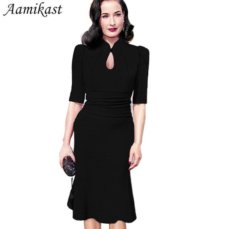 H ljubičasta ženska haljina Midi ispupčena večernja zabava - Ženska odjeća - Foto 1