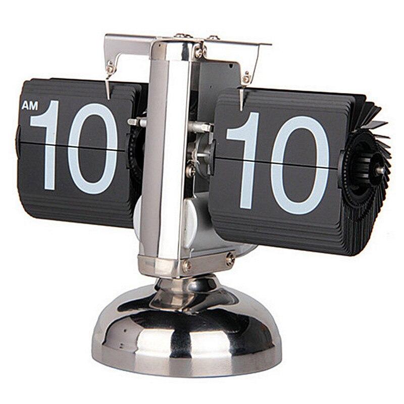 2015 nouvelle conception créative technologie décoration automatique Balance bureau réveils pour la décoration de la maison nouveauté rétro horloges de Table