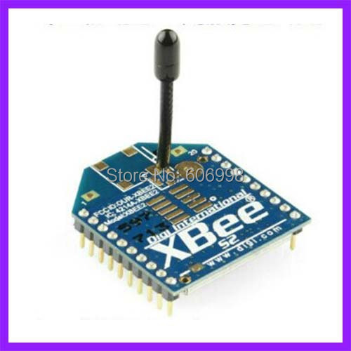 XBee S2 2mW Zigbee Wireless Data Transmission Module 120 Meters For Arduino