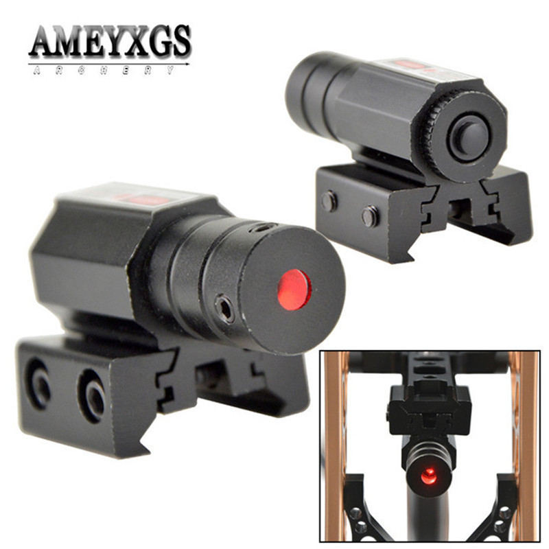 Glorious 1pc Aluminum Alloy Bow Sight Compound/recurve Bow Adjustable Laser Sight For Outdoor Sports Shooting Archery Hunting Accessories