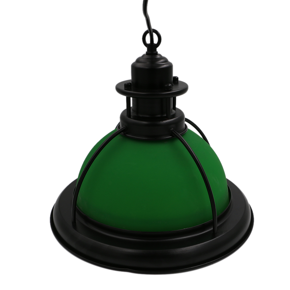 ФОТО Metal and Green Glass Industrial Retro Style Art Pendant Light American Village Lamps Hanging Lamps Luminaries Light
