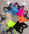 Women Vest bra Sexy Solid color Push Up Bra For Women Shakeproof Fitness  Seamless  Bra New Quick Drying Shakeproof M-XL Size