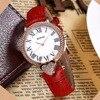VH Love Hearts Woman Watch Girl Leather Watch Waterproof 3 ATM Quartz Wristwatch Diamond WatchesCasual Fashion