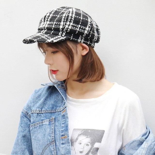 Autumn Winter Ladies Hat...