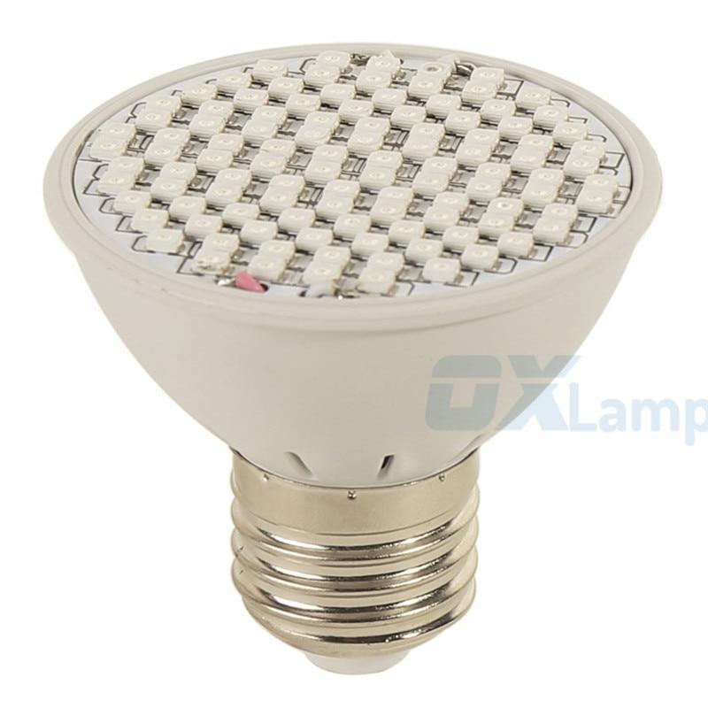 LED-växt växa ljuslampa E27 GU10 LED-växande lampa AC220V 110V LED - Professionell belysning - Foto 2