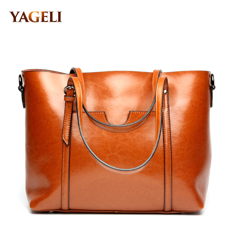 real genuine leather women's handbags luxury handbags women bags designer famous brands tote bag high quality ladies' hand bags