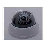 Fake Dummy Dome Camera Waterproof Fake Dome Security Camera Fake CCTV Surveillance Camera With IR Infrared