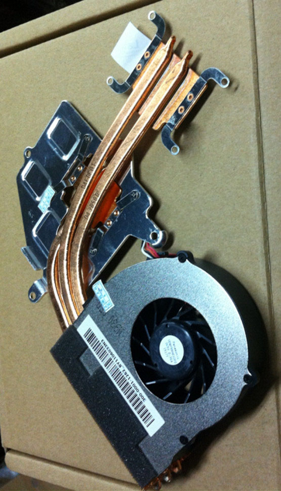 New for Sony Vaio VPCF VPCF1 VPC-F1 VPCF11 VPCF12 VPCF13 M930 Series Laptop CPU Fan With Heatsink 300-0001-1262 vaio vpc eh2m1r w купить