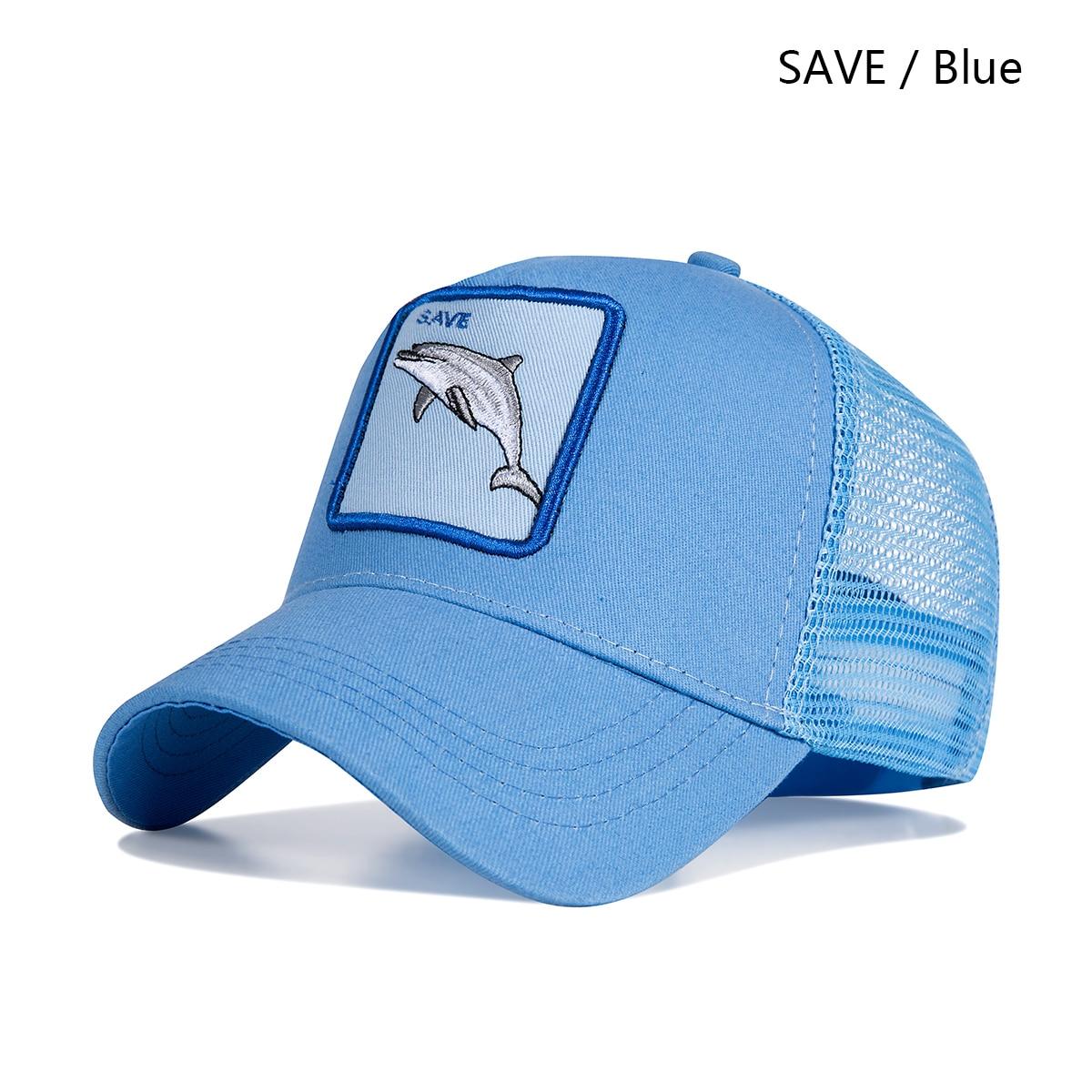 blue save