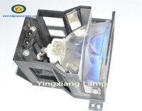 Lampada Del Proiettore compatibile ET LAD7700 per PT D7700 PT D7700K PT DW7000 PT DW7000K PT D7000 con alloggiamento-in Lampadine per proiettori da Elettronica di consumo su