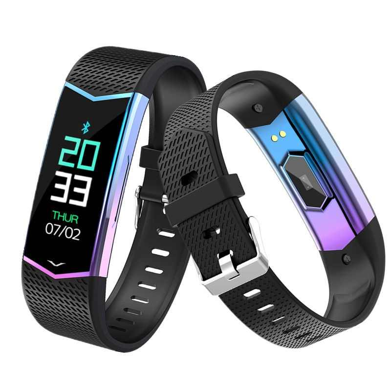 NEW Smart Bracelet Fitness Tracker Wristband Blood Pressure Heart Rate Monitor With Pedometer Sport Band For Android IOS Phone