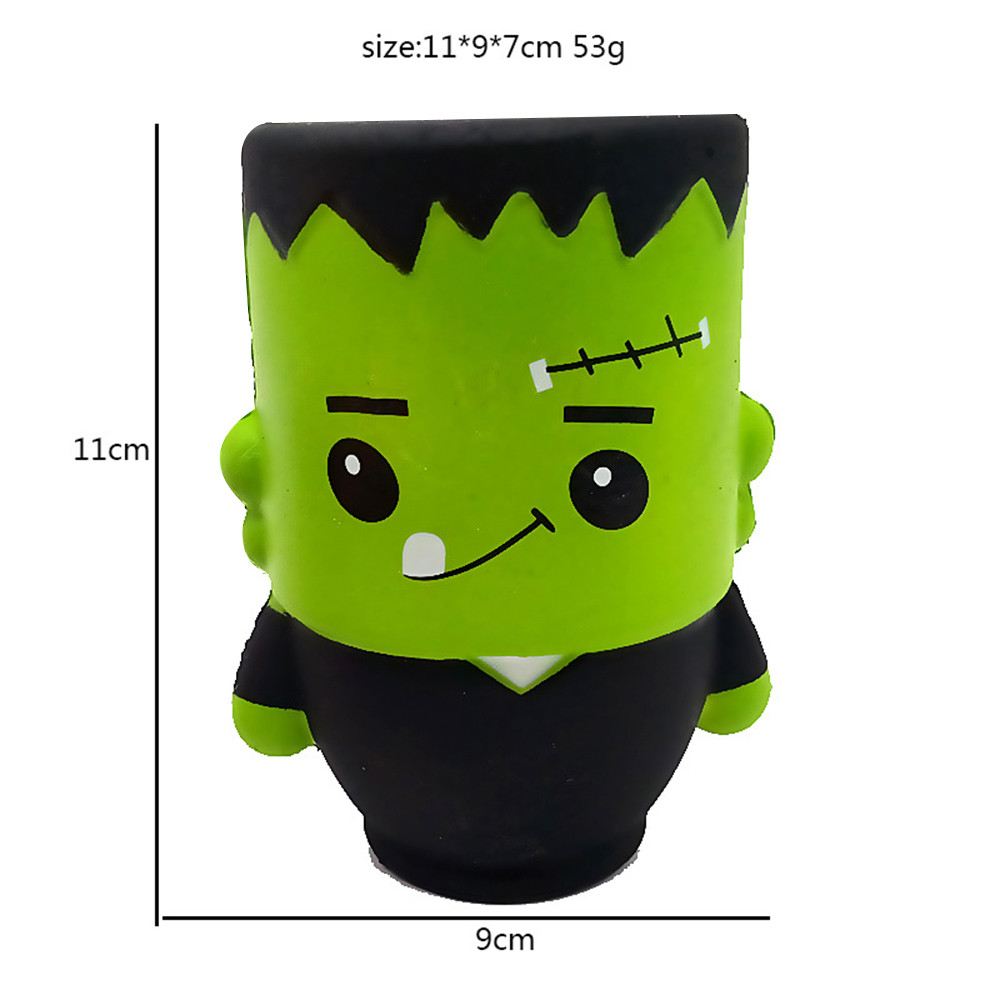 Hulk Wizard Squishy 7