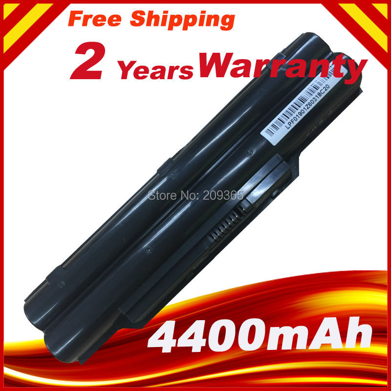 Laptop Battery BP250 FPCBP250 PH521 CP477891 FPCBP250AP For Fujitsu LifeBook A530 A531 AH530 AH531 LH52/C LH520 LH530