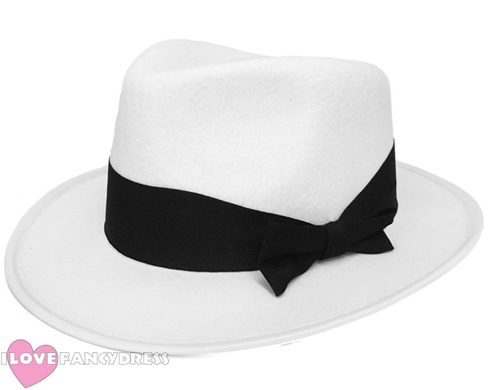 6649b38926d 2018 QUALITY ADULT GANGSTER HAT 1920 S FANCY DRESS TRILBY AL CAPONE GATSBY  MEN WOMEN DANCE DANCING STAGE COSTUME ACCESSORY on Aliexpress.com