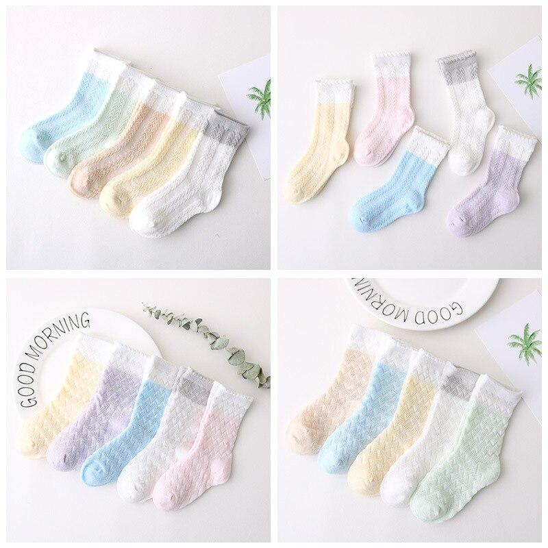 5Pairs nyfödda casual - Babykläder