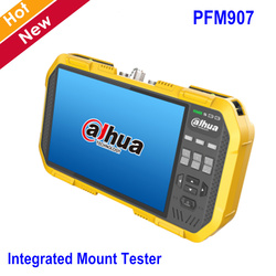 Original Dahua Integrierte Montieren Tester 7 Zoll TFT HD Kapazitiven Touchscreen 1920*1200 Unterstützung WiFi test PFM907