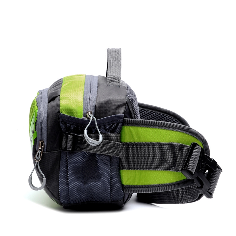 Bag Trekking Viaggio Esterna Sport Purple Portatile Arrampicata Di light Green Purple Aperta red blue Pacchetto Nylon Del Della deep All'aria Sacchetto black Multi Da Impermeabile Spalla Toracica 5l Fascia funzione orange 16wUU