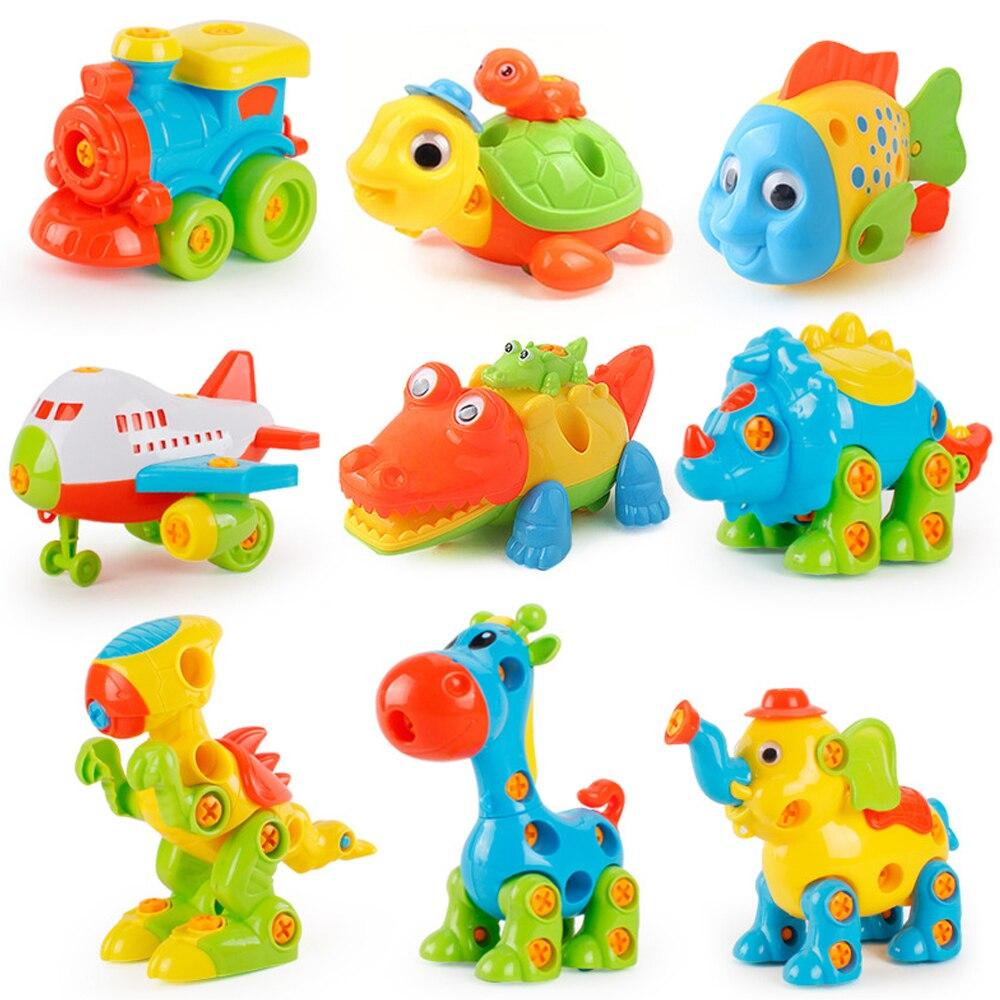 1 Pcs Demontage Montage Blöcke Spielzeug Diy Motorrad Auto Modellierung Gebäude Bau Muttern Spielzeug Für Kinder Geschenke 24 Arten Aromatischer Charakter Und Angenehmer Geschmack