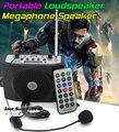 Портативный Мегафон Усилитель Mini Speaker USB Беспроводной Fm-радио Mp3-плеер Громкоговоритель С Микрофоном Для Преподавания Встречи Гида