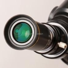66 grados Ultra Wide 6mm Ocular lente exterior Totalmente Multi Capa de Telescopio Astronómico
