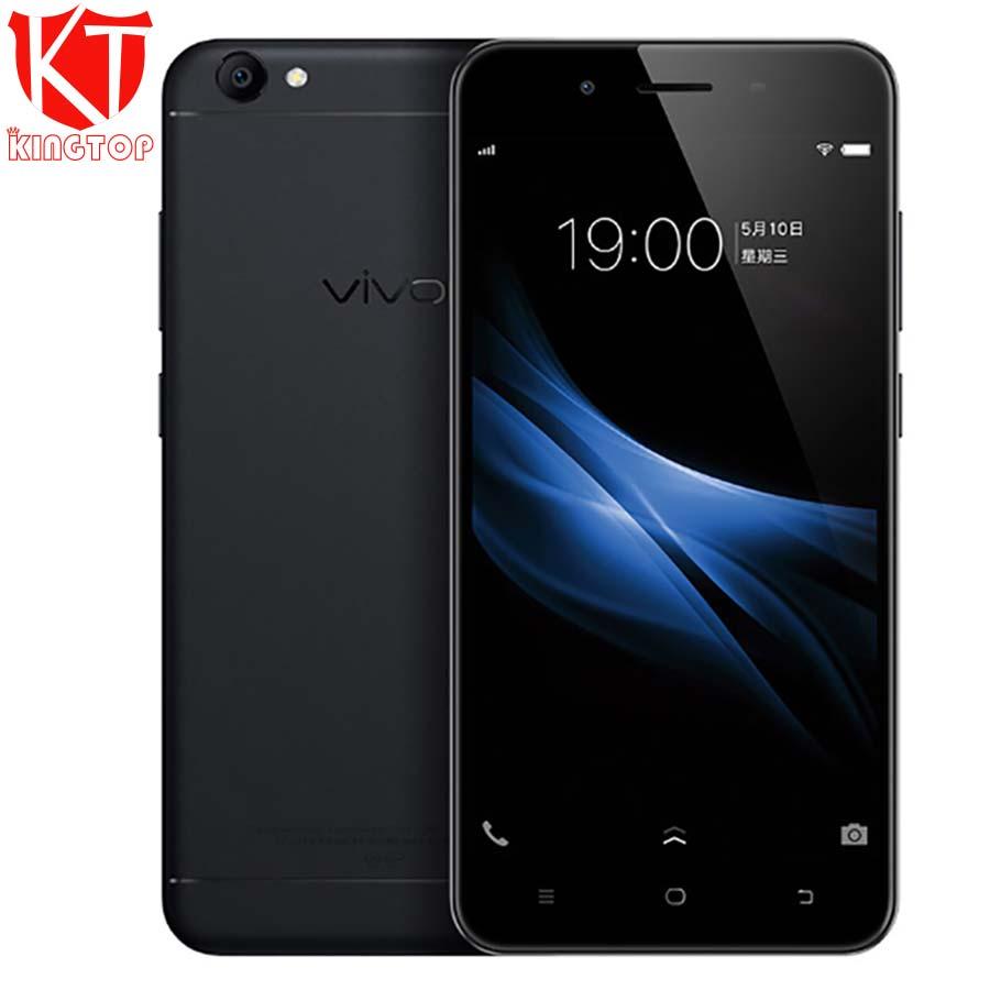 Original Vivo Y66 Mobile Phone 3GB RAM 32GB ROM Snapdragon430 Octa Core 5 5 inch Android