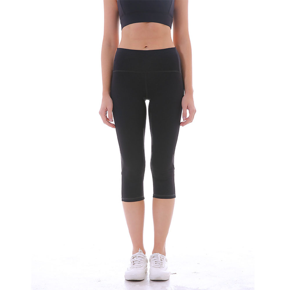 Women Casual Push-Up Slim Sport Leggings Fitness Casual Capris Summer Fashion Workout High Waist Breathable Solid Pants Jeggings