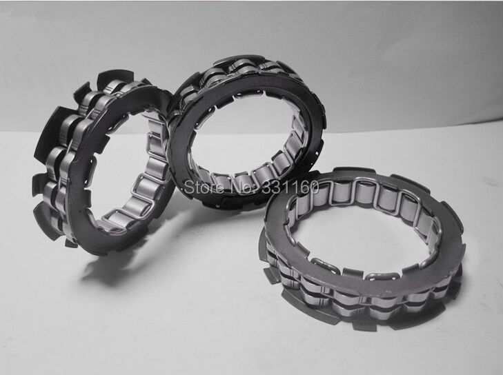 Motorcycle Clutch Parts for Vespa Piaggio GTS 2005 2006 One Way Bearing Starter Sprag Overrunning Clutch