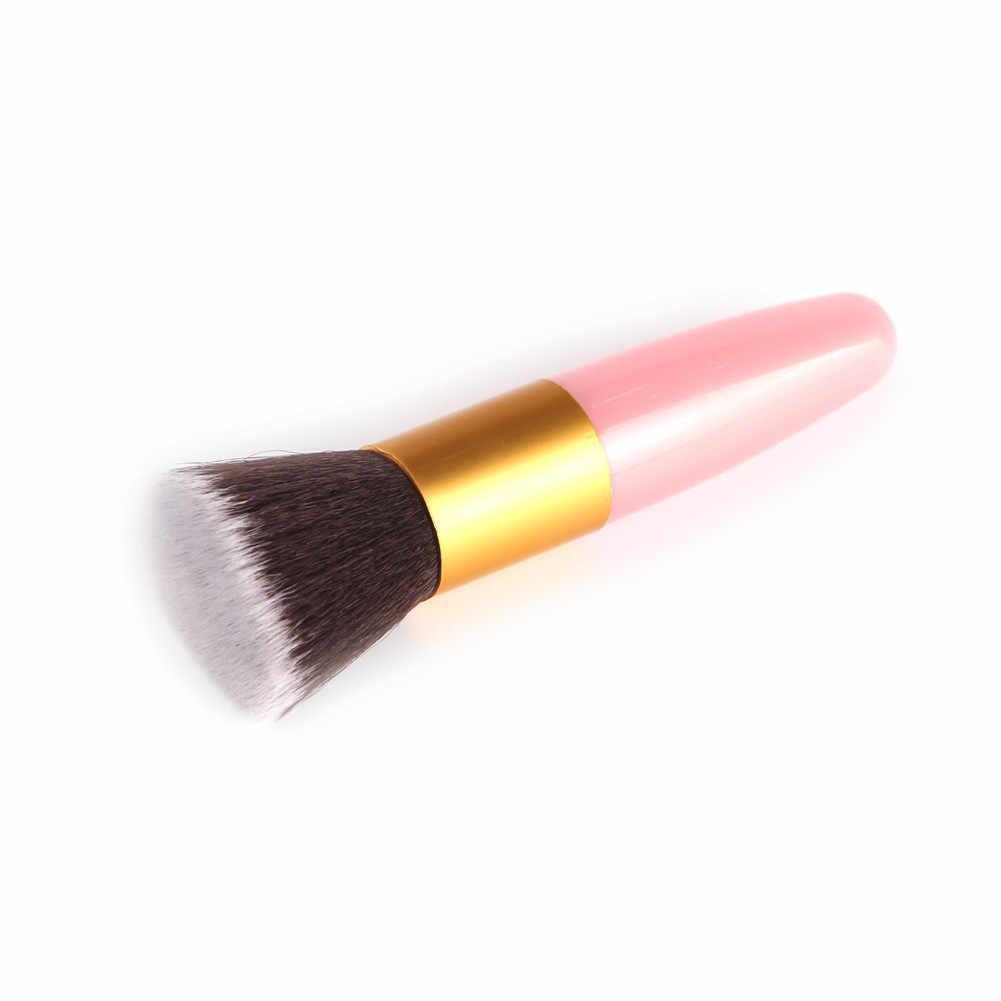 2018 Hot Sale 1pc makeup brushes professional Powder Blush Foundation Brush Cosmetic Make up Tool Kit pincel maquiagem