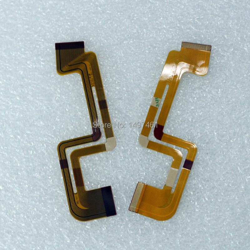 2PCS LCD Hinge Rotate Shaft For Sony DCR-HC37E HC38E HC45E HC47E HC48E HC51E HC52E  HC53E HC54E HC62E HC52 HC54 Video Camera