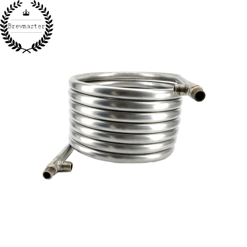 COOLOSSUS - PASSIVATED STAINLESS STEEL COUNTER FLOW CHILLER-