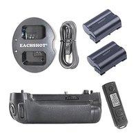 Встроенный 2,4g беспроводной пульт управления MK D750 с пультом дистанционного управления для Nikon D750 как MB D16 + 2 шт батарея + зарядное устройство