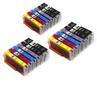 Compatible PGI 580 CLI 581 XL ink cartridge for CANON TR7550 TR8550 TS6150 TS6151 TS8150 8151 8152 TS8250 8251 TS9150 TS9155