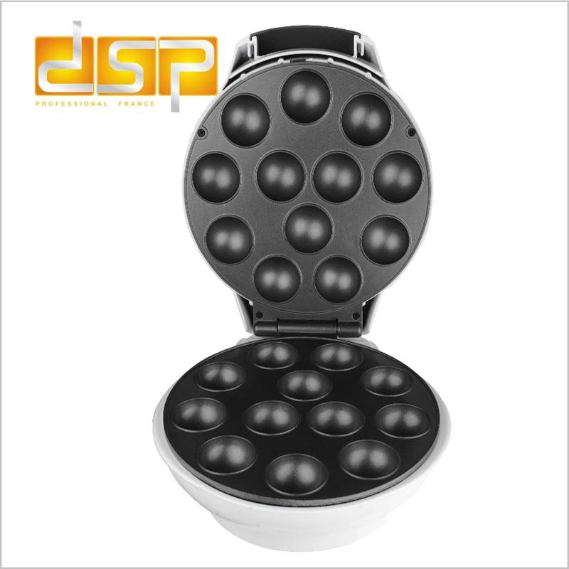 DSP KC1007Elektrik Kek POP Maker Politetraf Demir Plaka Iki tarafı - Elektrikli Mutfak Aletleri - Fotoğraf 6